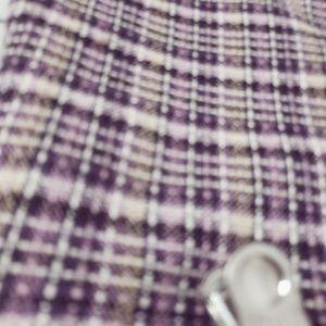 paper doll Skirts - ⬇️ Paper doll purple plaid skirt